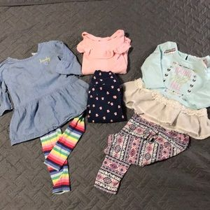3t Matching Sets pants and leggings